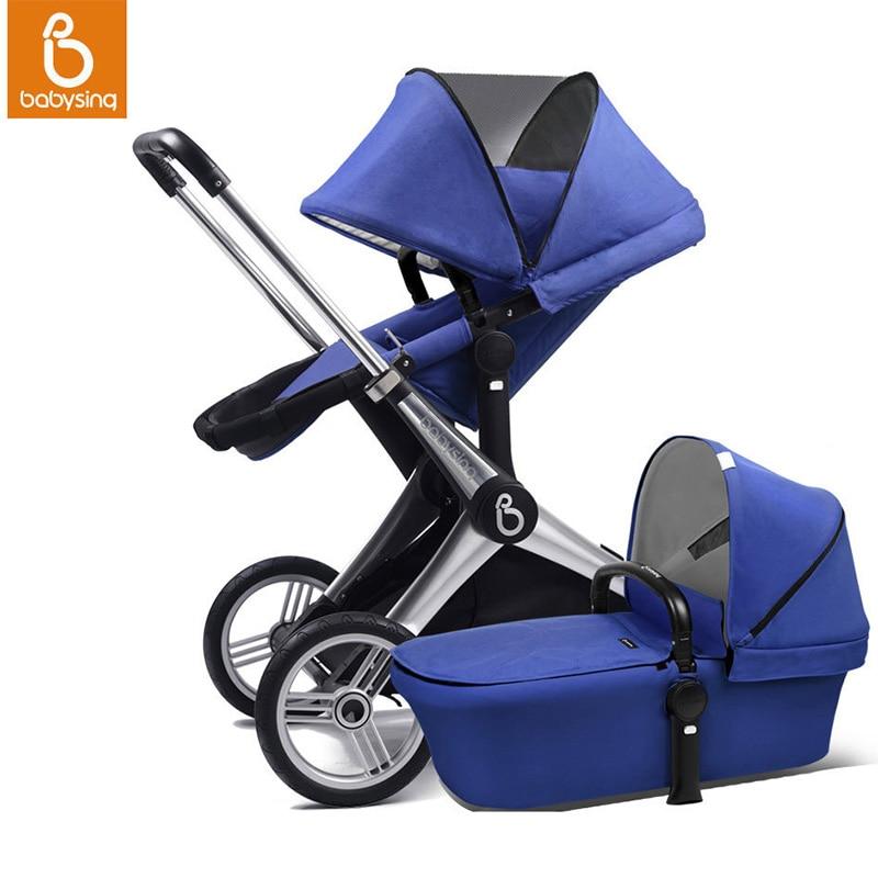 Babysing 3 in 1 font b Baby b font font b Stroller b font High View