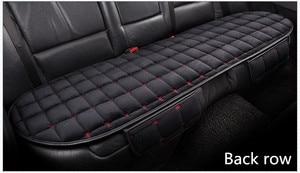 Image 4 - Car Seat Cover,Universal Seat Car Styling For Toyota Camry 40 RAV4 Verso FJ Land Cruiser LC 200 Prado 150 120,Car pad,Styling 90