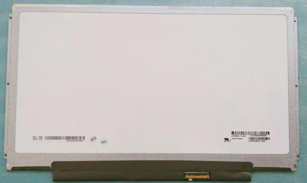 13 3 Laptop Matrix For LG LP133WH2 TLF2 LP133WH2 TLN4 LCD Screen 40 Pins HD 1366X768