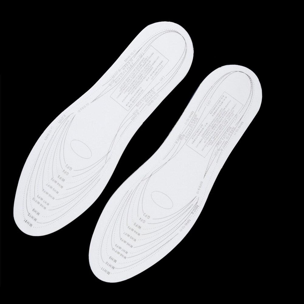 1 Paar Memory Foam Einlegesohlen Orthesen Arch Fuß Pflege Komfort Schmerzen Relief Alle Größe Weiche Schuhe Einlegesohlen Antibakterielle Gesunde #0630 SchöN Und Charmant