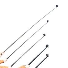 TELESIN 98″ Aluminum Alloy Selfie Stick, Handheld Extendable Pole Monopod for Gopro Hero 5 4 3+ 3 2 1, Session, Cellphone