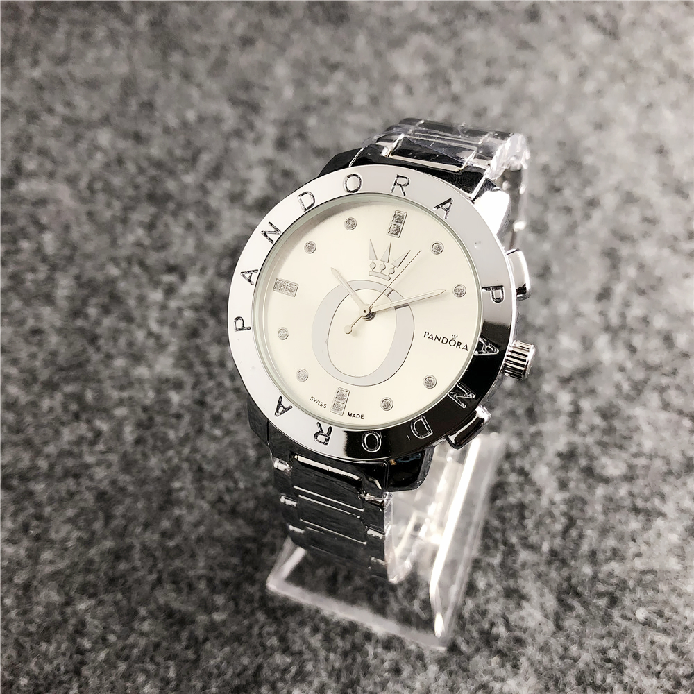Pandora uhr Frauen Uhren pandora armband charms silber 925 original Luxus Damen Uhr Für Frauen reloj mujer saat relogio