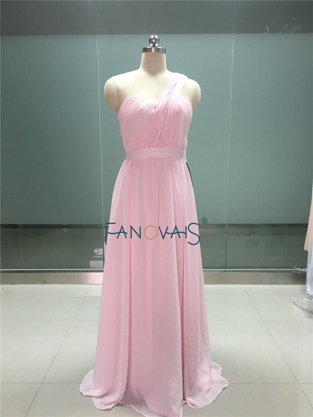 Bonito Vestido Maxi Convertible De La Dama De Honor Modelo ...