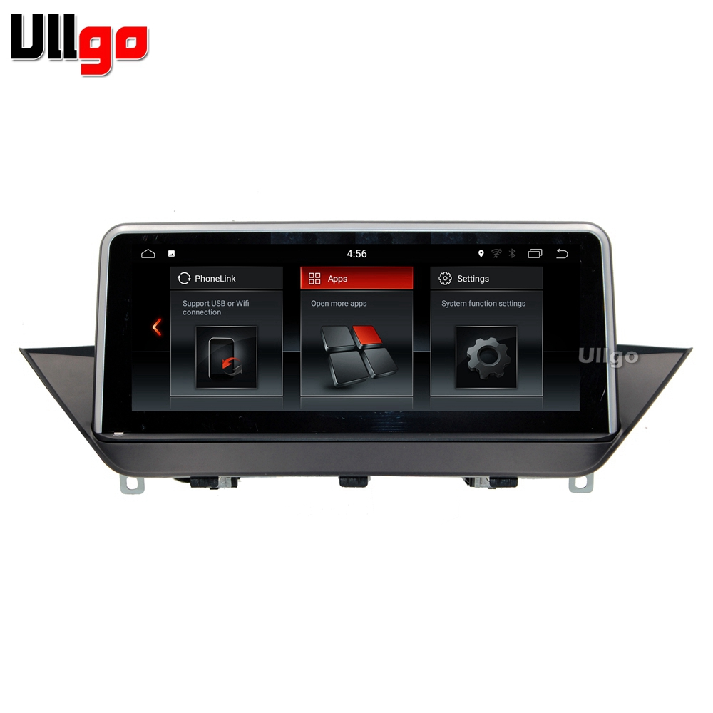 10.25 inch 2G+32G Android 7.1 Car DVD GPS for BMW X1 E84 2009-2015 Autoradio GPS Central <font><b>media</b></font> with BT Radio Wifi Mirror-link