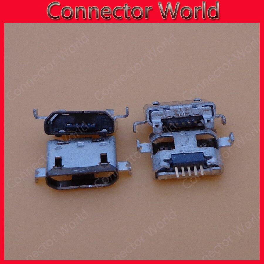 100pcs lot original new mini Micro usb Charging Port Dock jack socket connector for Motorola Moto