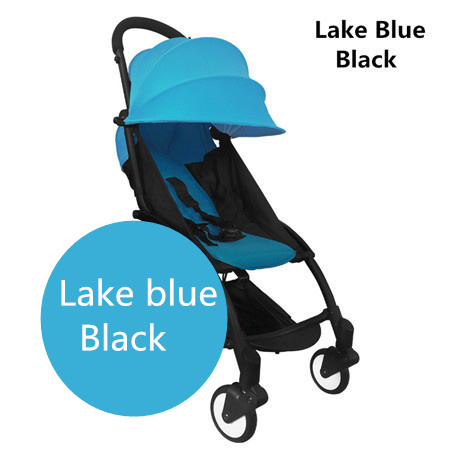 lake Blue black
