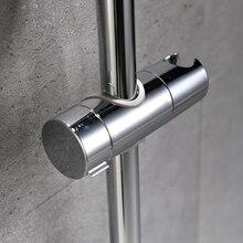 ABS хромированная насадка для душа, регулируемая 22-25 мм, кронштейн для ванной комнаты, стойка для душа, горка, кран для ванной комнаты, аксессуары для душа