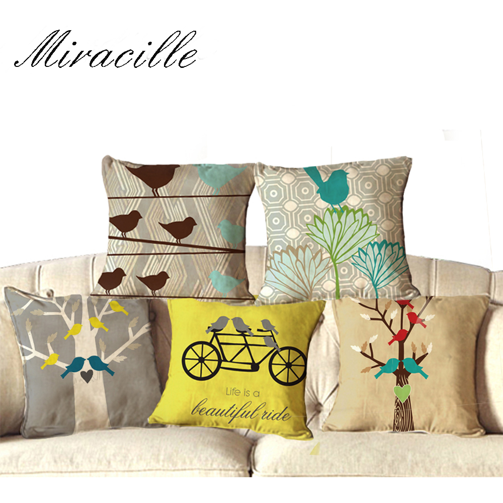Outdoor Pillow Cushions