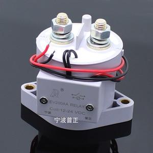 Реле автомобильных контактов AP EV200 12V 24V 36V 1000A, высокое напряжение 1000 V, доступный для автомобилей EV