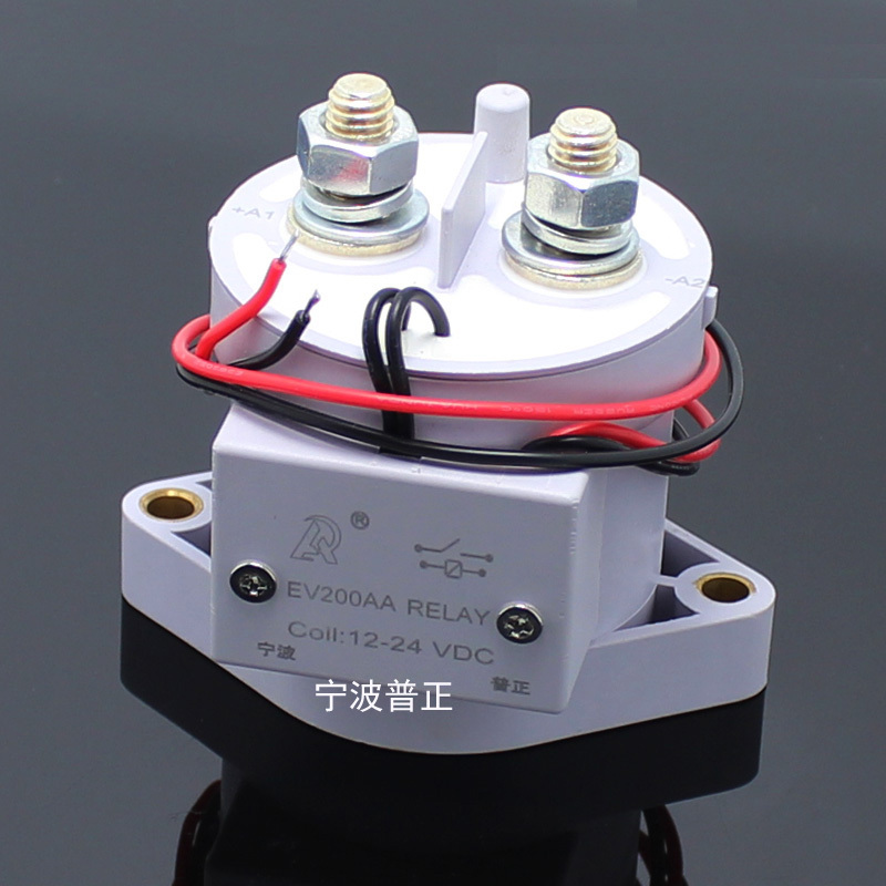 ФОТО 1piece - EV200 12V 24V 36V 1000A car relay contacts high voltage 1000V Available for EV vehicles