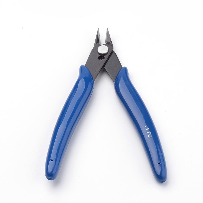 13x5.2cm 45# Steel Jewelry Pliers Polishing Side Cutting Plier Jewelry Making Tools Perfect For DIY Jewelry Processing