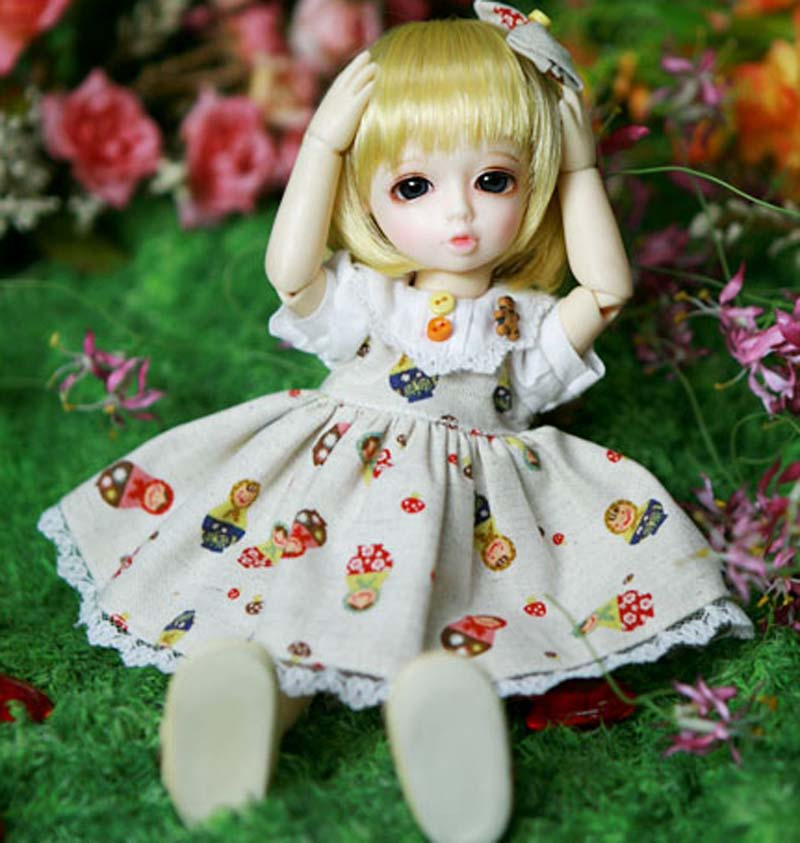 1/6 BJD Doll BJD/SD Fashion Cute Tubby Doll For Baby Girl Brityday Gift Free Shipping кукла bjd dc doll chateau 6 bjd sd doll zora soom volks