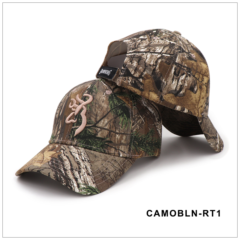 CAPSHOP 2020 New Camo Baseball Cap Fishing Caps Men Outdoor Hunting Camouflage Jungle Hat Airsoft Tactical Hiking Casquette Hats 2