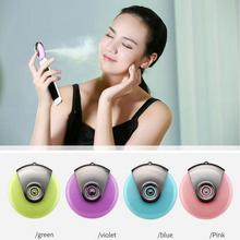 Mini phone Humidifier Aromatherapy essential oil diffuser and Mist Maker Fogger Beauty replenishment for Andrews and IOS