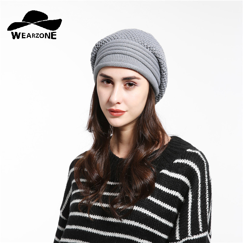 Free Shipping 2017 New Fashion Winter High Quality Acrylic Hat Knitted Hat bonnet ladies casual cap For Women Ladies free shipping high quality new design 16 afro braid wig for black women or men black wigs free cap