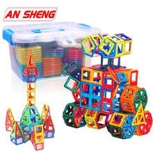 Mini blocs magnétiques de Construction, 78 – 252 pièces, jouets de créateur pour enfants, cadeaux, nouveauté
