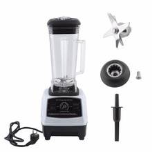 3HP BPA Free Commercial Heavy Duty Electric Powerful High Speed Single Serve Blender Mixer Juicer Smoothie Machine G5200