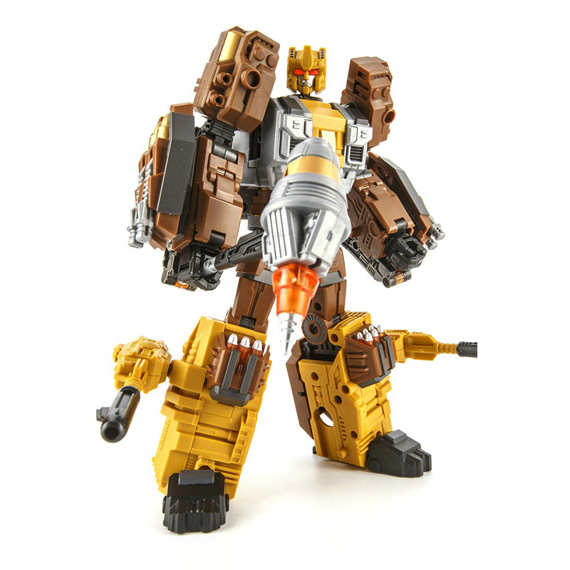 (In STOCK) Toys Warbotron WB-03C Computron Hammer Sharpener Nosecone