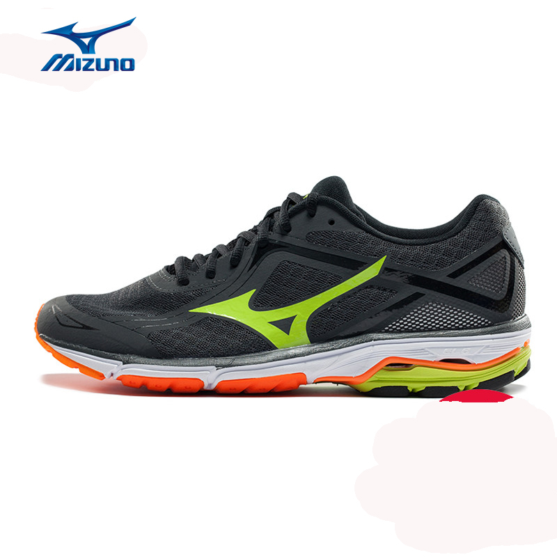 Mizuno Men's WAVE UNITUS 3 Running Shoes Cushion Stability Sneakers Light Breathable Sports Shoes J1GC172140 XYP569 peak sport speed eagle v men basketball shoes cushion 3 revolve tech sneakers breathable damping wear athletic boots eur 40 50