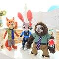 Juguetes de peluche Conejo De Peluche Pereza Zorro Muñecas Kawaii Muñecas Peluches Suave Peluche de Juguete Figura de Acción juguetes Para Niños de Regalo