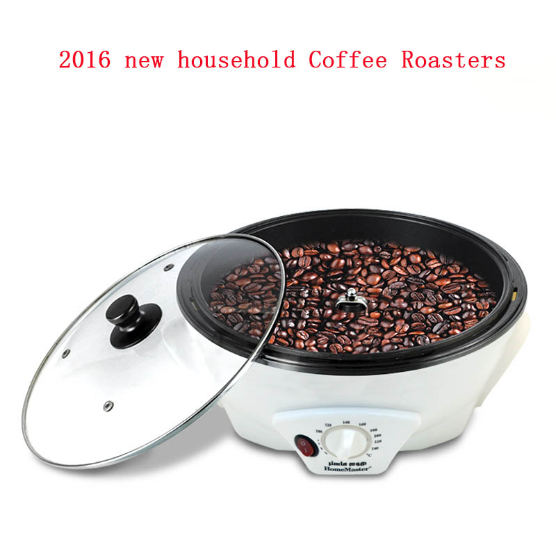 Coffee Roasters 2016 new listing manufacturers wholesale household /commercial durable coffee bean roaster Coffee SCR-301 цена