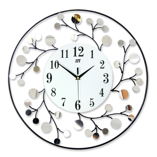 Relojes de pared modernos great reloj pared moderno with - Relojes grandes de pared ...