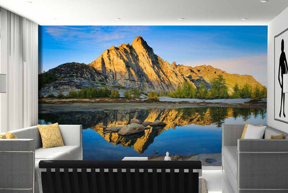Elegant Indoor Wall Mural Wallpaper National Geographic Landscape Photography The  Yellowstone Park Free Delivery In Wall Stickers From Home U0026 Garden On ... Part 21