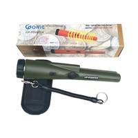 Frees Shipping New Arrived CSI Pinpointing Hand Held GP Pro Pointer Metal Detector Pinpointer Function The