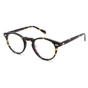 Image 2 - Gregory Peck rétro, monture de lunettes optiques Vintage, pour hommes et femmes, lunettes en acétate