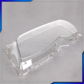 Auto Pairs Left Side Headlight Lens For BMW E46 320i 323i 325i 328i 330d 63126924045