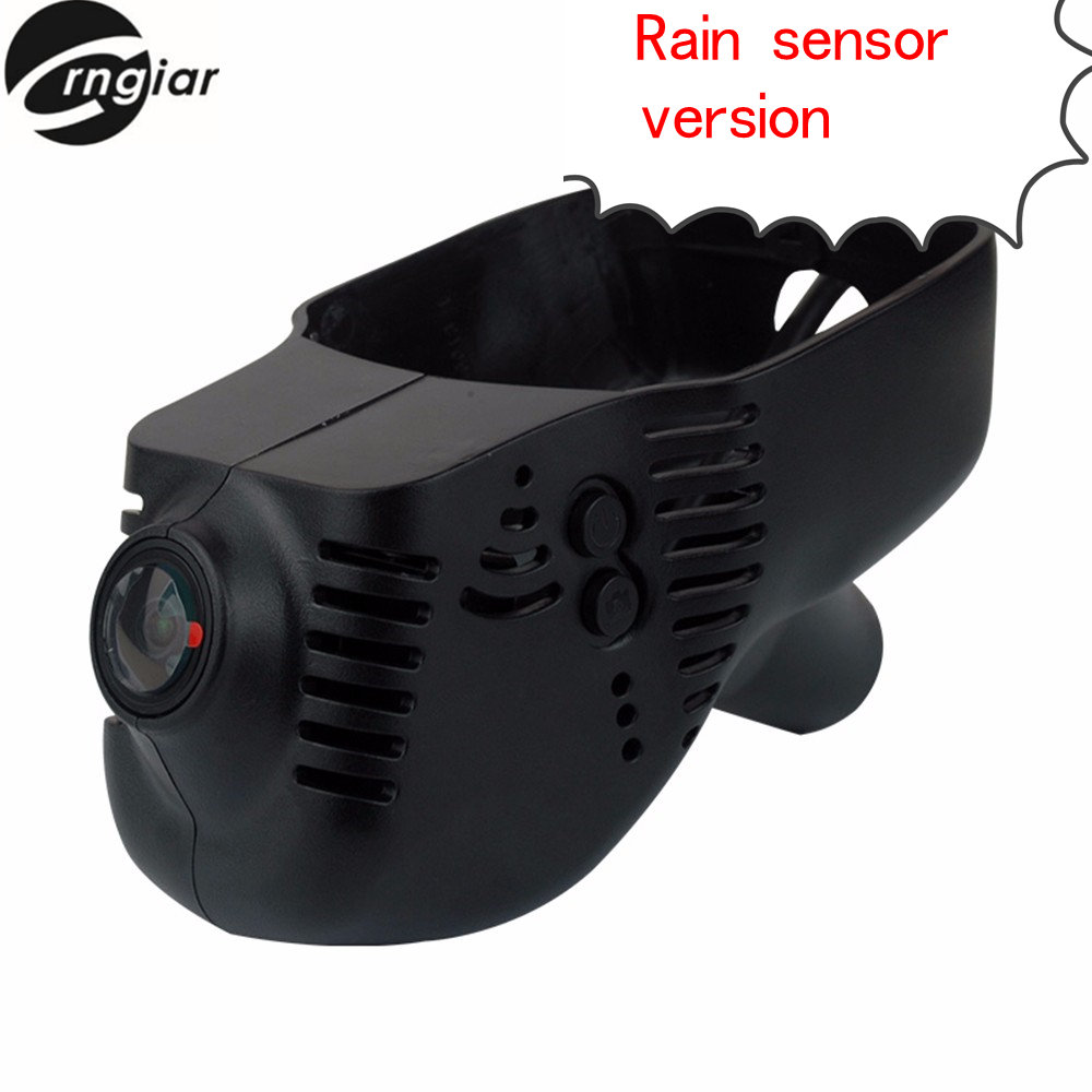 Автомобильный видеорегистратор SONY IMX322 Novatek 96655 с Wi-Fi для Volkswagen Polo/Passat/Touran/Tiguan/Bora/Gold/Magotan