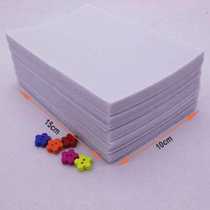 40 pieces White color 1 mm...