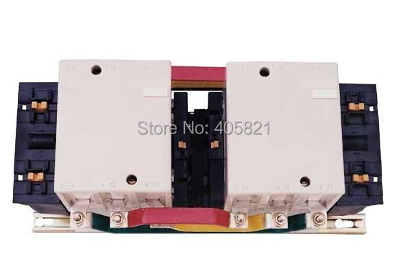 CJX2-F150 Series Mechanical Interlocking Contactor 150A cjx2 115n mechanical interlocking contactor 115a