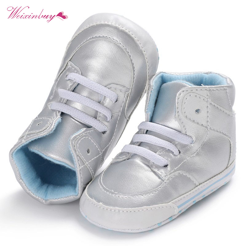 Cool Baby Boots Walking Boots Kids Newborn Infant Classic Floor Winter Super Warm Slip-On Soft Baby Booties Shoes