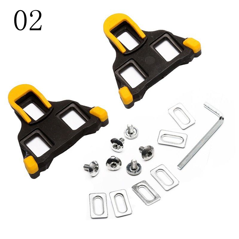 Self-locking Cycling Pedal Road Bike Bicycle Cleat For Shimano SM-SH11 SPD-SL AD