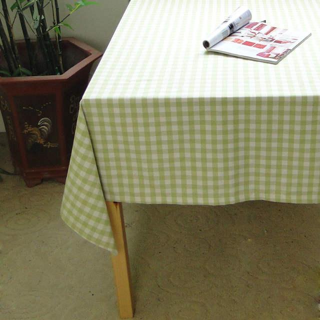 Online Shop 150cm Wide Geometric Mediterranean Plaid Fabric Green