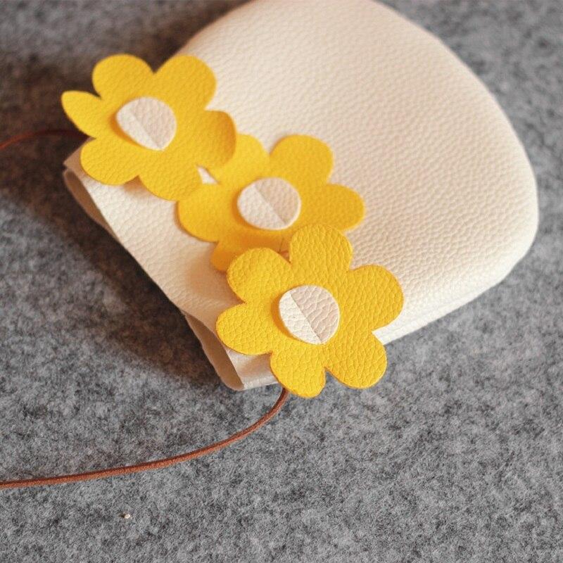 Искусственная кожа цветочный детей школьные сумки детей дорожная сумка через плечо Деньги сумки BOLSOS для детского сада для маленьких девоче...