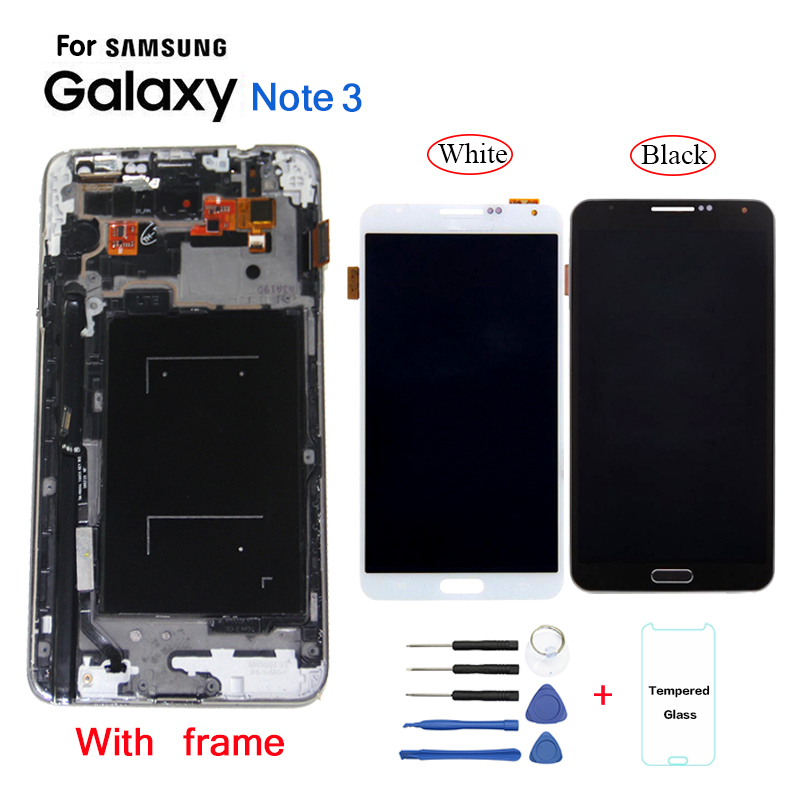 TFT For Samsung Galaxy Note 3 N900 N9005 LCD Display Screen replacement for SAMSUNG Note III N9008 N900U display lcd moduleTFT For Samsung Galaxy Note 3 N900 N9005 LCD Display Screen replacement for SAMSUNG Note III N9008 N900U display lcd module