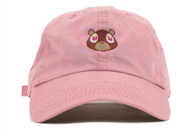 Lovely bear baseball cap 3