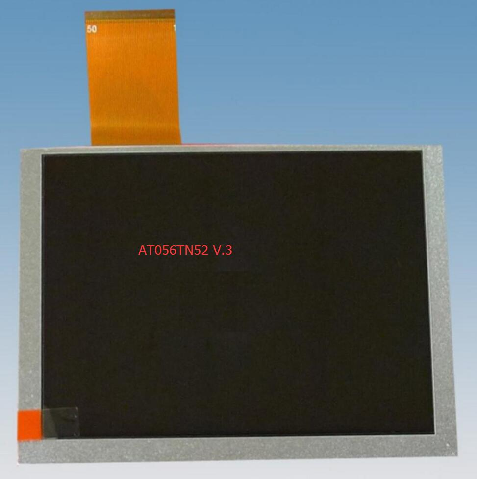 New original group and 5.6 -inch display with touch type AT056TN52 v. 5 LCD screen