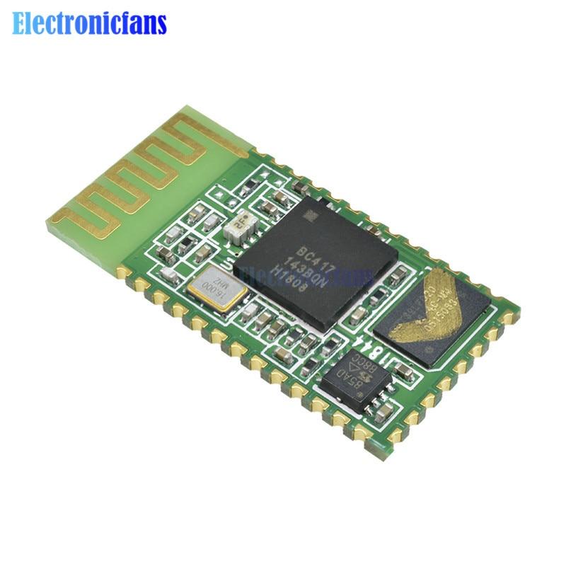 HC-05 HC05 Bluetooth Wireless RF Transceiver 30ft CSR2.0 2,4G Adapter Module Serial RS232 TTL zu UART für Arduino