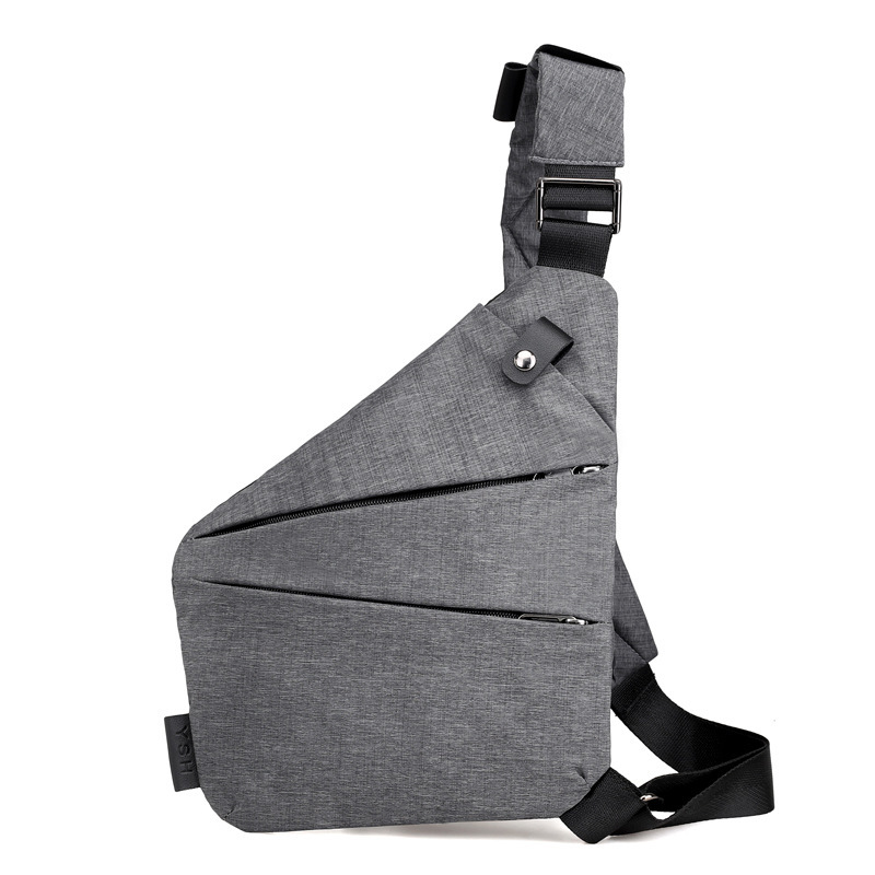 New Summer Casual Shoulder Bags for Men Multifunction Anti-Theft Crossbody bags Male Chest Bag Travel Pack augur casual canvas shoulder bags travel crossbody bag men chest pack bag for men male travel crossbody bag men