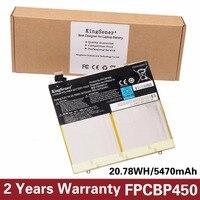 KingSenerใหม่FPCBP450แล็ปท็อปแบตเตอรี่สำหรับฟูจิตสึFPB0321S FMVNBT37 1ICP4/59/97-2บเล็ตพีซี3.8โวลต์5470มิลลิแอมป์ชั่วโมงฟร...