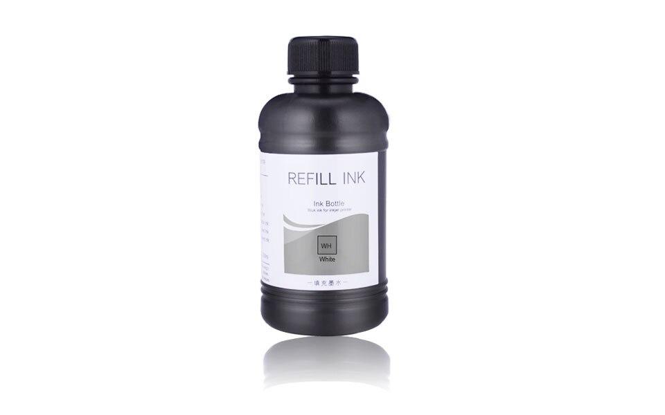 6x250ml Garrafa de Tinta UV LED Para