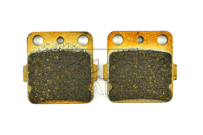 Free Shipping New Brake Pads For Front ARCTIC CAT DVX 400 /TS 2004 2009 BRAKING Organic OEM-in