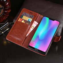 Huawei Honor 8C Business Case PU Leahter Cover For Huawei Honor8C Wallet Flip Case Anti-knock Phone Cover huawei honor 8c business case pu leahter cover for huawei honor8c wallet flip case anti knock phone cover