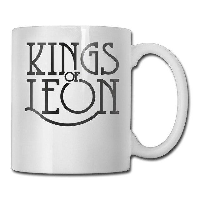 Walls Kings Of Leon Coffee Mug Design Your Own Kids Tazas Ceramic