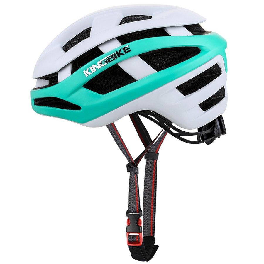 KINGBIKE vélo de route casque hommes femmes casque de vélo casque de vélo vtt casque casco ciclismo casco bicicleta casco vtt fietshelm