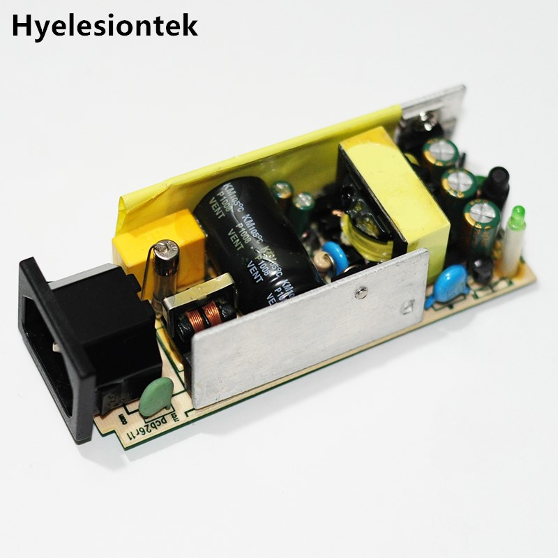 AC-<font><b>DC</b></font> 12V 5A 5000MA AC to <font><b>DC</b></font> Switch Power Adapter Switching Power Supply Module Electronic DIY KIT USB LCD Display Board Monitor image