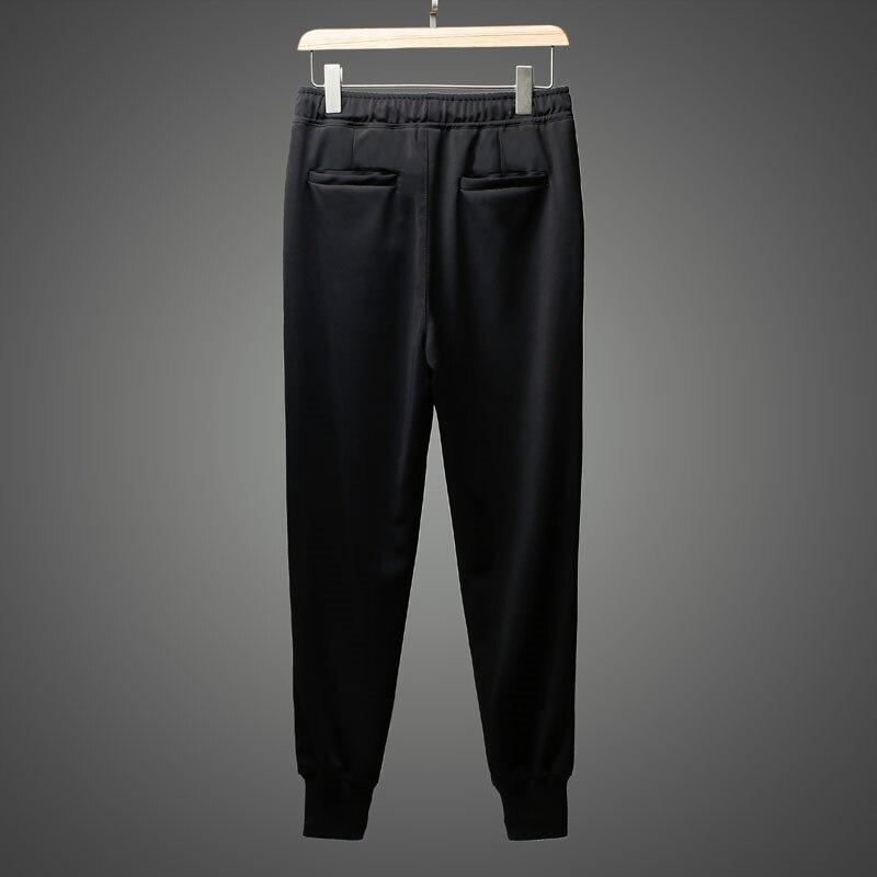 Men's Casual Slim Fit Joggers 4